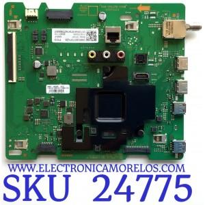 MAIN PARA SMART TV SAMSUNG QLED 4K Quantum HDR RESOLUCION (3,840 x 2,160) / NUMERO DE PARTE BN94-15734T / BN41-02756C / BN97-16938R / 010227032300 / 20201110 / PANEL CY-RT085HGAV1H NW46 / MODELO QN85Q6DTAFXZA AA01 / QN85Q6DTAF