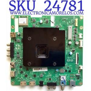 MAIN PARA TV VIZIO NUMERO DE PARTE 905TXJSA550 / 715GA114-M03-B00-005Y / 905TXJSA55000600CX / 86859726-00118/ PANEL TPT550U1-QVN05.U REV:S5DB1C / MODELO M558-G1 LTCWYG