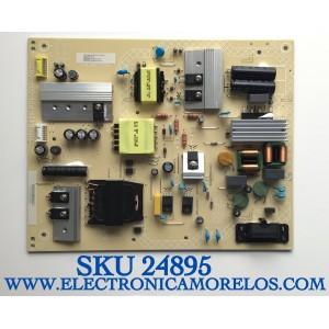 FUENTE DE PODER PARA TV VIZIO QUANTUM 4K HDR SMART TV / NUMERO DE PARTE ADTVK1820AA7 / 715B421-P01-000-003S / (X)ADTVK1820AA7 / VK1820AA7 / PANEL TPT550U1-QVN05.U REV:S57B1BB / MODELO M556-H1 / M556-H1 LTCWC6 / M556-H1 LTCWC6KW / M556-H1 LTCWC6LW