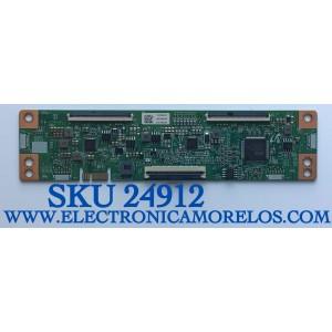 T-CON PARA TV WESTINGHOUSE·ROKU TV 4K UHD SMART TV / NUMERO DE PARTE TACDKA010 / RUNTK0001GV / M003KW00R / PANEL JR645R3HA7L / MODELOS 100012587 / WR65UX4019 / LT-65MAW705 / (NOTA IMPORTANTE:CHECAR QUE EL PANEL Y MODELO CORRESPONDA CON SU TELEVISION)