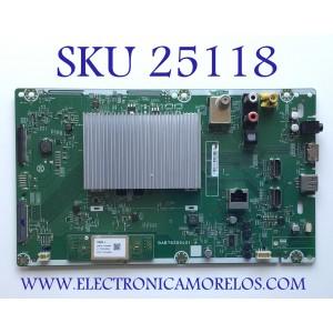 MAIN PARA TV PHILIPS NUMERO DE PARTE AB788UA-65UL / BAB78ZG0401 / E019E4748BD / B788D0F931800939 / PANEL LC650EGY (SM)(M5) / MODELO 65PFL5604/F7