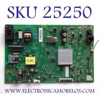MAIN PARA SMART TV VIZIO FHD RESOLUCION (1920 x 1080) NUMERO DE PARTE XJCB02K017 / 715GA481-C01-001-004G / (X)XJCB02K017010X/J8KKA3L / C240604T0 / 4603275 / PANEL TPT240B2-0LV1D.Q   REV:S01L / MODELOS D24F-G1 / D24F-G1  LTHDQLLV