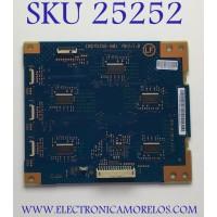 LED DRIVER PARA TV SONY / NUMERO DE PARTE 1-895-791-11 / 15ST015S-A01  REV:1.0 / 55.65T44.D01 / 5565T44D01 / 459277TF / PANEL V750DK1-QS3 REV. J2 / MODELOS XBR-75X910C / XBR75X910C