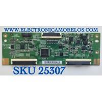T-CON PARA TV SAMSUNG NUMERO DE PARTE 44-9771073O / HV480FH2 / 60044-9771073OBO4XF1A0888 / MODELO HG48AD560TJXXZ