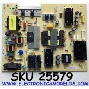 """FUENTE DE PODER PARA TV ONN DE 65"""" / NUMERO DE PARTE PLTVKIA31XXEL / 715GA018-P01-004-003S / (X)PLTVKIA31XXEL / KIA31XXEL / 5119482P0053 / A2011043830 / PANEL TPT650WR-QUBF90.K   REV:S9WP1C / MODELO 100012587"""