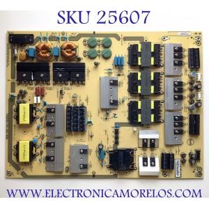 FUENTE DE PODER PARA TV VIZIO 4K HDR SMART TV / NUMERO DE PARTE ADTVH1850AAS / 715G9301-P01-000-003S / VH1850AAS / SMS-2 / PANEL T750QVF04.1 / MODELO V755-H4 / V755-H4 LBNFB4 / V755-H4 LBNFB4KW