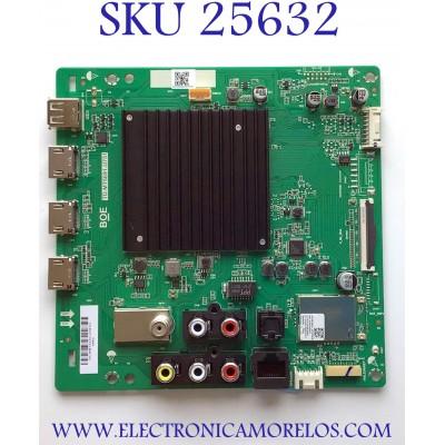 MAIN PARA VIZIO NUMERO DE PARTE 60103-00756 / TD.MT5691.U751 / 4300091099 / 0C8B7D3C24DC / N21020383-0A06390 / PANEL  BOEI750WQ1 / MODELO V755-J04 LBNFE5KX