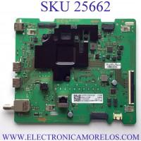 MAIN PARA TV SAMSUNG NUMERO DE PARTE BN94-16108B / BN41-02756C / BN97-17444Q / PANEL CY-BT075HGEV3H / MODELO UN75TU7000FXZA BC06