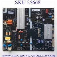 MAIN FUENTE (COMBO) SCEPTRE ANDROID TV 4K UHD SMART TV / NUMERO DE PARTE HKL-550215C / 261501007860 / 13134100687 / E347210 / KB-5150 / 1110-10791-260132004840-200115-001024 / PANEL HK500WLEDM-JH4DH / PT500GT01-1 / MODELO G50 / A518CVU