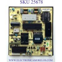 FUENTE DE PODER PARA TV WESTINGHOUSE SMART TV / NUMERO DE PARTE MP5565T-80V600 / MP5565T-147V700 / E255554 / KB-5150 / 104100015 / MODELO WG43UX4100