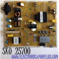 FUENTE DE PODER PARA TV LG SMART TV / NUMERO DE PARTE EAY64948708 / EAX67865202 / LGP55TJ-18U1 / 64948708 / EAX67865202(1.0) / PLDK-L703C / 3PCR02264C / PANEL NC550DGG-AAGPA / MODELO 55UN6950ZUA / 55UN6950ZUA.BUSWLKR