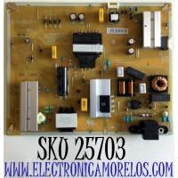 FUENTE DE PODER PARA TV LG 4K UHD SMART TV / NUMERO DE PARTE EAY65895532 / 65895532 / EAX69501602(1.0) / LGP6065NT-21U1 / EAX69501602 (1.0) / PANEL NC600TQG-VSKH1 / MODELO 60UP8000PUA / 60UP8000PUA.BUSMLKR
