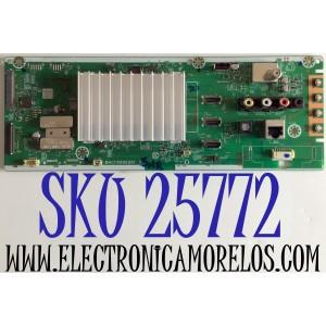 MAIN PARA TV PHILIPS 4K UHD (ANDROID) SMART TV / NUMERO DE PARTE ABG8EUT-65UB / BAC1R0G0201 1 / BAC1R0G02011 / MODELO 65PFL5604/F7 / 65PFL5604/F7 A