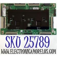 T-CON PARA TV SAMSUNG QLED 8K UHD HDR SMART TV / NUMERO DE PARTE BN95-06819A / BN41-02762A / BN97-17364A / PANEL CY-TT075JLAV6H / MODELO QN75Q900 / QN75Q900TSFXZA / QN75Q900TSFXZA AD04
