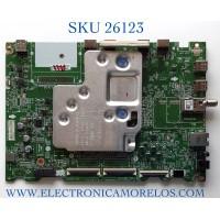 MAIN PARA TV LG NUMERO DE PARTE EBT66749101 / EAX69462005 / PANEL NC650EQH-AAKH1 / MODELO 65NAN085APA.BUSYLKR / 65NAN085APA