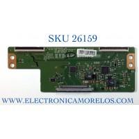 T-CON PARA TV VIZIO NUMERO DE PARTE 6871L-3806B / 6870C-0532A / 3806B / MODELO E43-C2 LW ZJSEAR / E43-C2 ((CHECAR CONECTOR))