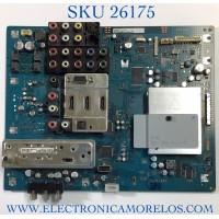 MAIN PARA TV SONY NUMERO DE PARTE A-1548-402-A / A1548402A / 1-877-283-11 / MODELO KDL-40SL140 / KDL40SL140