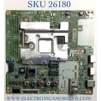 MAIN PARA TV LG NUMERO DE PARTE EBT66090102 / EAX68253604 / 9JEBT000-003P / RU9954A394 / PANEL NC750DQE-ABGR3 / MODELO 75NANO80UNA.BUSVLKR / 75NANO80UNA
