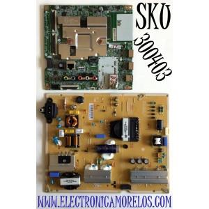 KIT DE TARJETAS PARA TV LG 4K UHD HDR SMART TV / NUMERO DE PARTE MAIN EBT66572704 / EAX69083603 / EAX69083603(1.0) / FUENTE  EAY64928801 / 64928801 / EAX67805001 / LGP65TJR-18U1 / PANEL NC650DQG-ABGXD / MODELO 65UN6950ZUA / 65UN6950ZUA.BUSGLKR