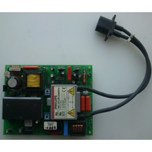 BALASTRA DE LAMPARA /SANYO EUC120L/00 MODELO PLC-8800N