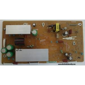 Y-SUS / SAMSUNG BN96-22091A / LJ92-01854B / LJ41-10136A / 854B A6 / PARTE SUSTITUTA LJ92-01854A / PANEL S43AX-YD01 / S43AX-YB01 / MODELOS PN43E440A2FXZA TS02 / PN43E450A1FXZA TS02