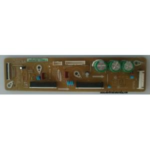 X-BUFFFER / SAMSUNG BN96-22092A / 852A / LJ92-1852A / LJ41-10137A / PANEL´S S43AX-YD01 / S43AX-YB01 / MODELOS PN43E450A1FXZA TS02 / PN43E440A2FXZA TS02 / PN43F4500AFXZA UD01