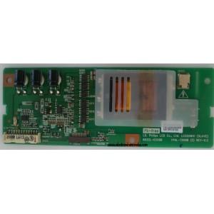 BACKLIGHT INVERSOR / LG 6632L-0208B / YPNL-T009B / LC320W01 / MODELO 32LC2D-UD