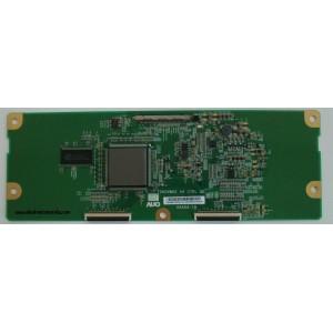 T-CON / SONY 55.26T02.034 / 5526T02034 / 06A04-1B / T260XW02 / MODELO KDL-26M3000