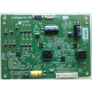 DRIVER LED / PANASONIC 6917L-0077A / KLS-E470DRGHF12 / MODELO TC-L47E50