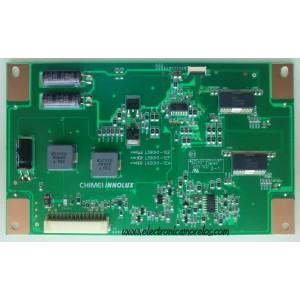 DRIVER LED / PANASONIC 27-D082440 / L390H1-1EE / MODELO TC-L42E60