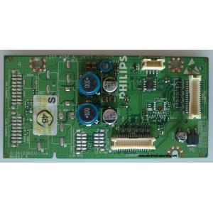 DRIVER PARA T-CON / PHILIPS 313926809131 / 31391236231.1 / WK643.4 / MODELO 42PFL5332D/37