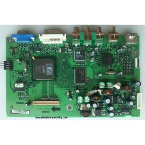 MAIN / DELL 55.L1E01.001 / 55L1E01001 / 48.L1E01.A02 / MODELO 2405FPW