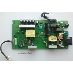 FUENTE DE PODER / DELL 55.L1E02.001 / 55L1E02001 / 48.L1E02.A03 / MODELO 2405FPW