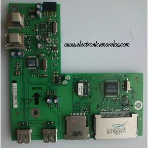 TARJETA PARA USB-SD / DELL 55.L1E08.001 / 55L1E08001 / / MODELO 2405FPW