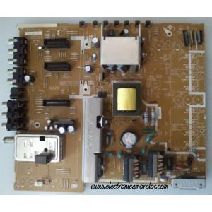 FUENTE / TUNER / SHARP DUNTKD674WEF4 / DUNTKD674FMF4 / DUNTKD674WE / QPWBFD674WJN2 / MODELO LC-20AV6U