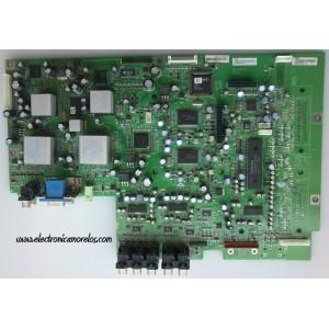 MAIN / DELL 6832150100-03 / 5113300595 REV.A07 / PTB-1501 / MODELO W2600