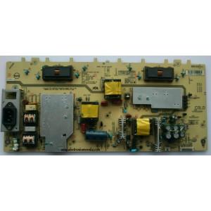 FUENTE / BACKLIGHT / SCEPTRE JSI-320405-B / JSI-320405 / I0081218 / REV.1.1 / PANEL T315XW02 V.V / MODELO X320BV-EC0