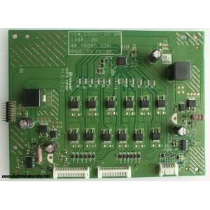 DRIVER LED / VIZIO 91.76Q02.001G / 5576Q02001G / 5576Q02001 / 55.76Q02.001G / 48.76Q05.02M / 48.76Q06.011 / 13481-2M / Y14_E55OI_2D / 13481-1 / MODELO E550I-B2 LWZ2PPAQ / E550I-B2 / PANEL T550HVN03.2