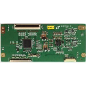T-CON / DELL LJ94-01824H / 01824H / 240CT01C2LV0.2 / MODELO E248WFPB