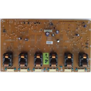 BACKLIGHT INVERSOR / SIMPHONIC L4404MPS / BL4400F01022 / MODELO WF32L6