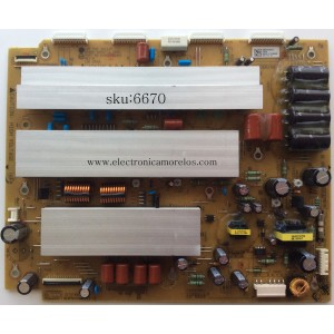 Y-SUS PARA TV LG / NUMERO DE PARTE EBR71838901 / EAX62846401 / PANEL PDP50T30010 / MODELOS 50PT350 / 50PT350-UD AUSLLUR / 50PT350C-UD AUSLLUR / 50PW350-UE AUSLLJR / Z50PT320-UC