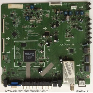 MAIN / LG COV31310701 / 0171-2271-4132 / 3642-1332-0150 / 3642-1332-0395 / SUSTITUTA COV31310801 / MODELO 42LV4400-UA.CUSYLH