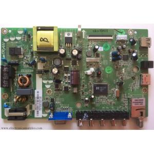 FUENTE / MAIN / JVC 3628-0022-0150 / 0171-2271-5321 / MODELO EM28T TH10EF