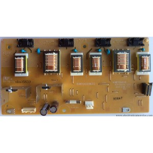 BACKLIGHT INVERSOR / SHARP RUNTKA283WJZZ / MPV8A038 / PCPV00446ZA / MODELO LC-32D62U