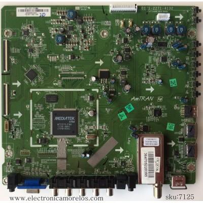 MAIN / LG 3647-0522-0150 / COV31310801 / 0171-2271-4132 / SUSTITUTA COV31310701 / PANEL LC470EUG(RD)(V2) / MODELO 47LV4400-UA.CUSYLH