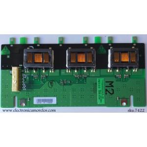 BACKLIGHT INVERSOR / SHARP RDENC2612TPZA / TYI600S22A03_M / 0946(090806)2 / 2612A / MODELO LC-60E78UN
