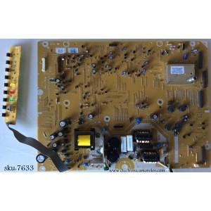 FUENTE / TUNER / EMERSON A1DA7MPW / A1DA7-MPW / BA04A0F0102 5 / MODELO LD260EM2 DS2