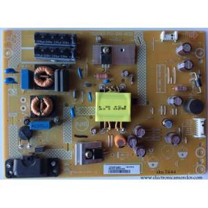 FUENTE DE PODER / VIZIO PLTVDU361XAD7 / 715G6143-P01-000-002S / DU361XAD7 / PANEL TPT390J1-HJ1L02 / MODELOS E390-B1 / E390-B1 LTY6PSBP / E390-B1 LTY6PSBPQ