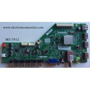 MAIN / PARA TV. TCL GLE951645D / V8-OMS39HM-LF1V004(H1) / 40-OMS39N-MAC2HG / MODELO L40B2800 / ESTA TARJETA ES CHINA Y ES UTILIZADA EN VAREAS MARCAS Y MODELOS / ENTRA A DESCRIPCIÓN DEL PRODUCTO