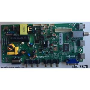 """MAIN / FUENTE (COMBO) / L14070207 / TP.MS3393T.PB710 / MS39PV / GLE951490C / T8-32LATL-WA1 / 02-SHY39V-CHLA03 / V8-WS39PVL-LF1V019 / MODELO 32"""""""